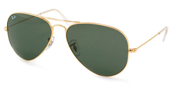 ray-ban aviator teeling optiek